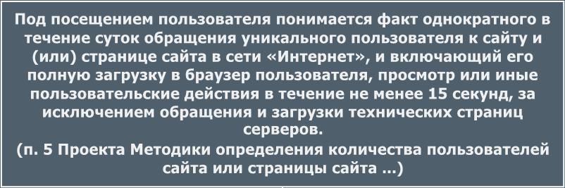 Методика Роскомнадзора